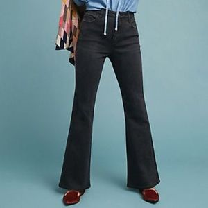 Pilcro and the Letterpress High-Rise Bootcut Jeans